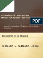 Operatoria Suma y Resta