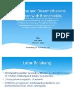 Jurnal-Epinephrine and Dexamethasone in Children With Bronchiolitis