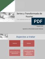 Series y Transformada de Fourier - Definitiva