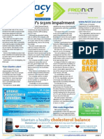 Pharmacy Daily for Tue 22 Apr 2014 - API\'s $131m impairment, Pharmacists in Focus, ABS report on medicines, False Herceptin alert and much more