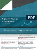 Propiedades de Los Polímeros CIENCIAS