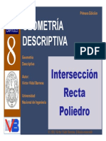 Cap 08 Interseccion Recta Poliedro Superficie