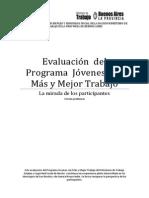 Evaluacion Programa Jovenes