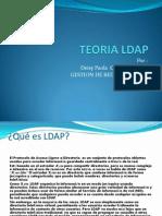 teoria de ldap