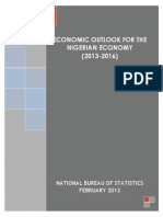 Economic Outlook 2013-2016