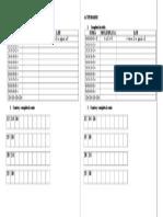 Guía Multiplicaciones - Suma Iterada 01