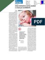 Especialistas Debatem Como Avaliar a Dor Nas Crianças - As Beiras 02-11-12