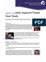 D.2.e - Avon Visually Impaired People Case Study