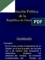 Conferencia Constitución