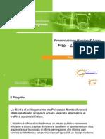 Presentazione Marchio Filò -Gtm- Pescara Filovia