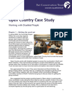 D.2.c - Open Country Case Study