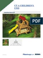Construct Build Children Playground