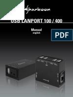 Lanport Manual English