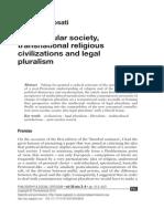 Post Secular Society - PSC