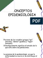 concepto epidemiologia