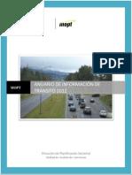 Anuario  Tránsito  Costa Rica 2012