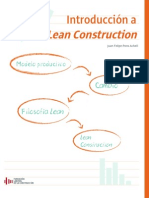 Introducción Al Lean Construction