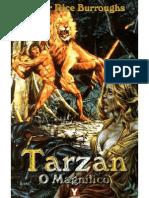 Tarzan, O Magnifico - Tarzan - - Edgar Rice Burroughs