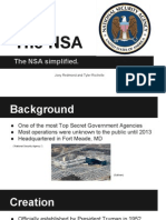 semester long--nsa project