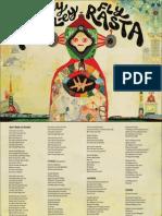 Digital Booklet - Fly Rasta