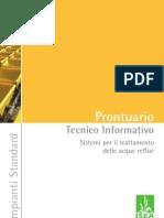 ISEA TECNICO INFORMATIVO - sistemi per il trettamento delle acque reflue - ISEA italijanski katalog