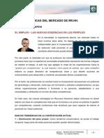 Lectura 4 - Caracteristicas Del Mercado de RR.hh