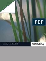 ISEA anadido condiciones generales - dispozitives para el tratamiento de aquas residuales