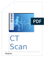 What is CT Scanning?
