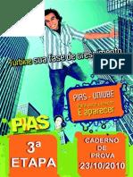 PIAS - 3ª Etapa (2010)