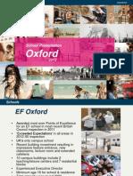 Oxford School 2013