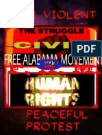Free Alabama Movement by Melvin Ray