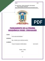 Prueba de Voges Proskauer-thalia