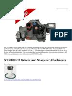 Darex XT 3000A Brochure