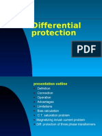 differntial protectionl