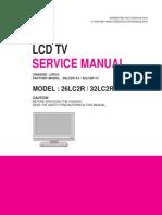 26LC2R Service Manual