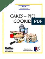 Recipes - Cakes Pies Cookies