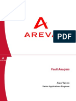 Analysis of Faults AREVA