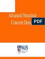CE5510-Advance Structural Concrete Design-Flat Slab