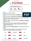 Actividades Genetica Molecular