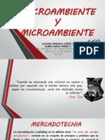 Macroambiente y Microambiente Final