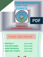 Konsep Profesi Dalam Lingkungan Keperawatan