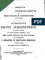 Pomeroys Equity Jurisprudence & Equitable Remedies Vol 05