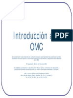 Documento de Apoyo-Introduccion a La OMC