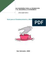 Establecimiento y Manejo de Cafe