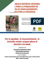 Presentacion Politica Salud Feb 4 09