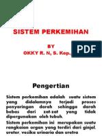 Sistem Perkemihan