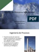Diseño de Procesos Industriales
