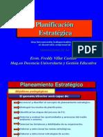 2 Planeamientoestrategicofreddyvillar 091101173626 Phpapp02