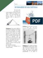 III Practica - Equilibrio de Una Particula (1)