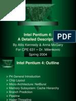 Cpe 631 Pentium 4